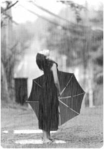Bailar en la lluvia