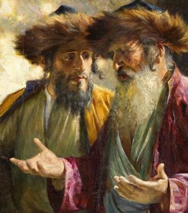 Dos Rabinos