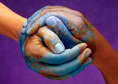 Ayudar al mundo