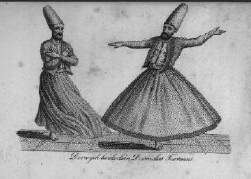 Sufís bailando
