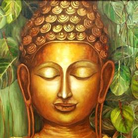 Retrato Buda