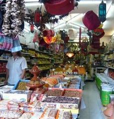 Tienda arabe
