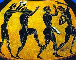 Atletas griegas
