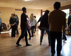 Programa MBCT Abr 2018 lunes en Barcelona